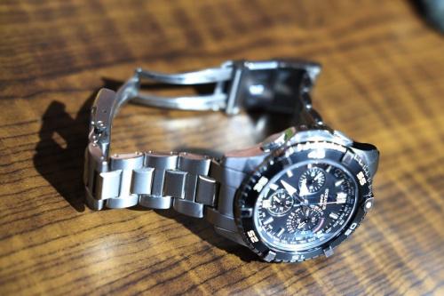 オシアナスの腕時計