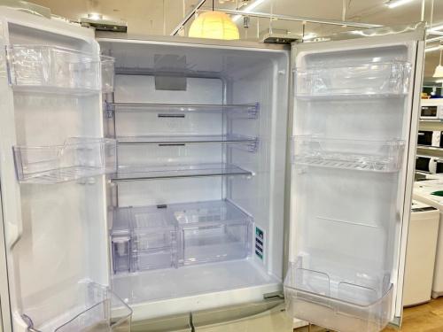 大型冷蔵庫の中古