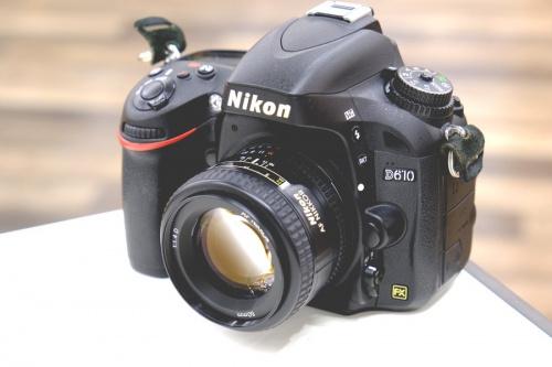 ニコンの中古カメラ