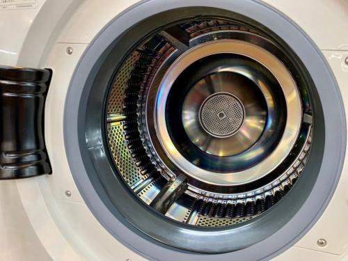 洗濯機の幕張