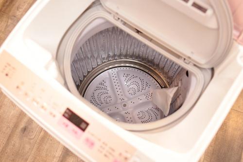 縦型洗濯乾燥機のシャープ