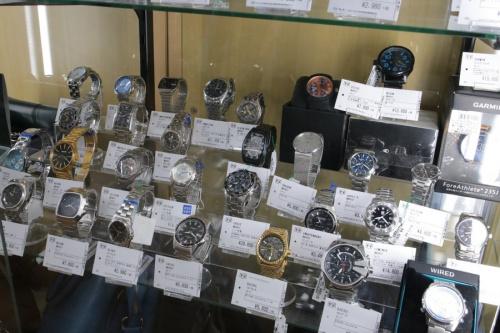 時計のリストウォッチ