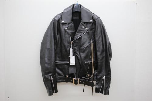 ジャケットのライダースジャケット