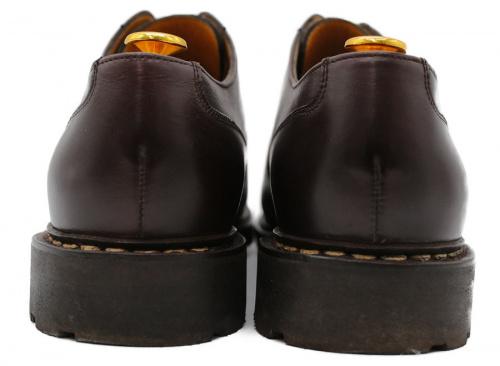 パラブーツの革靴