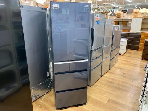 Panasonicの大型冷蔵庫