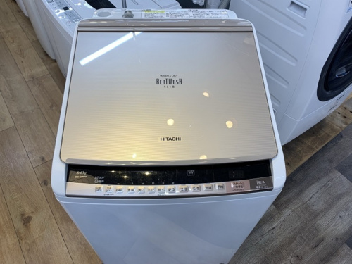 ヒタチの洗濯機