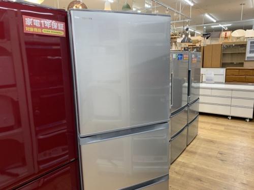 トシウバの冷蔵庫