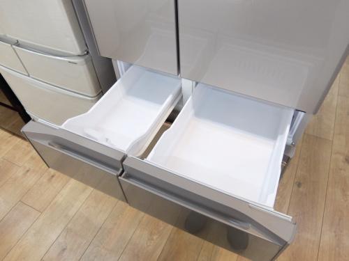 冷蔵庫 中古 幕張の6ドア冷蔵庫 中古 幕張
