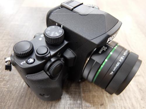 KPの単焦点レンズ
