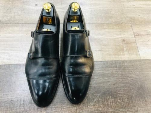 三陽山長 中古 買取 千葉のメンズ 革靴
