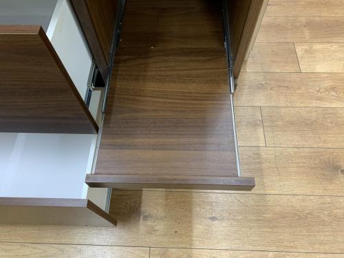 レンジボードの家具