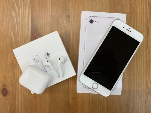 iPhone8のApple