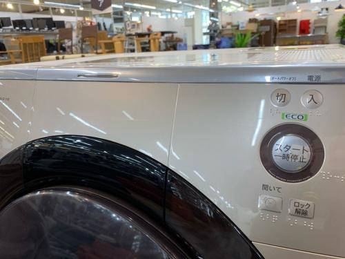 ドラム式洗濯乾燥機の中古