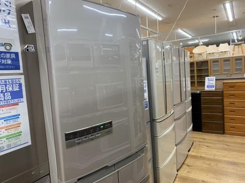 ヒタチの冷蔵庫
