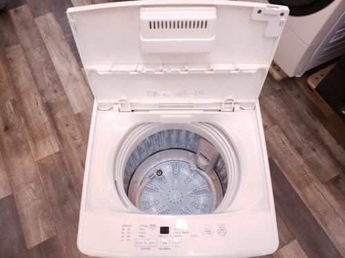 全自動洗濯機の中古