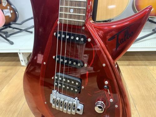 エレキギターの東海楽器