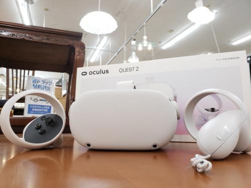 Oculus QUEST2の中古 オキュラス