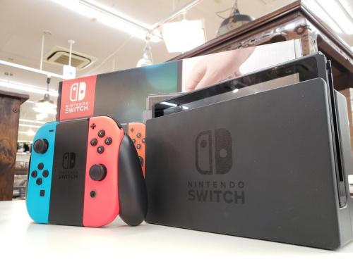 Nintendo Switchの中古 スイッチ