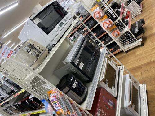 生活家電の冷蔵庫 洗濯機 新生活