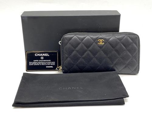 ブランド・ラグジュアリーの財布 CHANEL