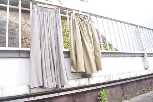 レディースファッションのパンツ スカート