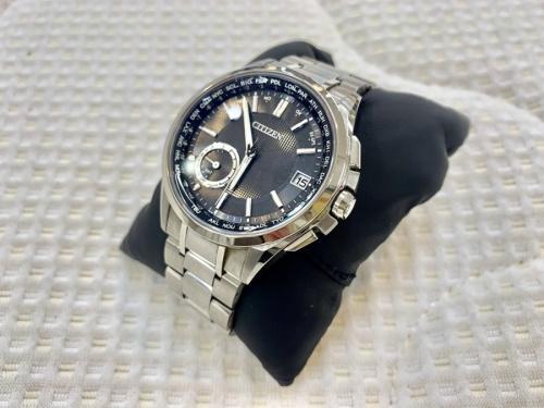 腕時計 CITIZEN CASIO シチズン カシオの幕張 千葉 中古 買取 メンズファッション