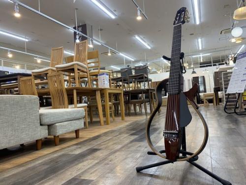 中古楽器店の楽器強化店舗
