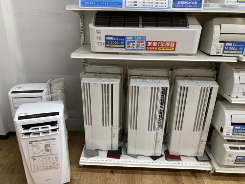 エアコンの壁掛けエアコン