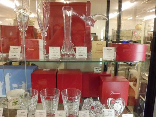 バカラ(Baccarat)のワイングラス