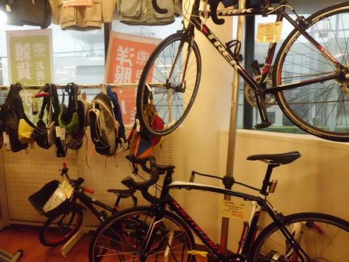 BRIDGESTONEのスポーツ自転車