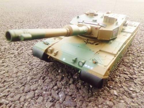 楽器・ホビー雑貨の戦車