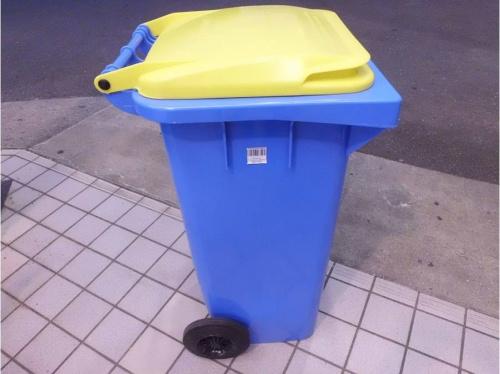 ダストボックスのゴミ箱