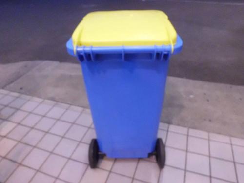 ゴミ箱のアメリカン