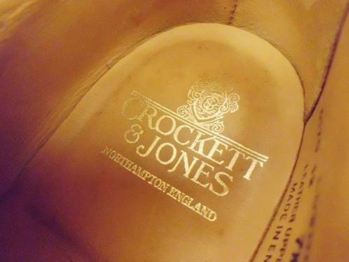 Crockett & Jonesの大船ビジネス