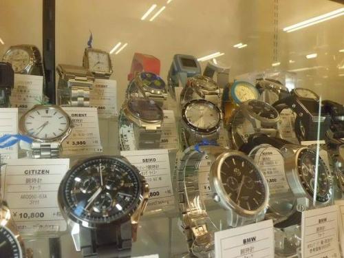 大船腕時計