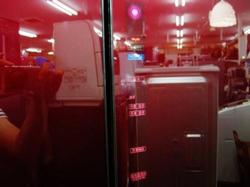 夏物家電の冷蔵庫