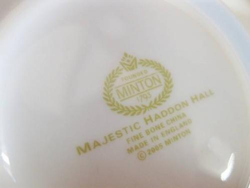 HADDON HALLの大船洋食器