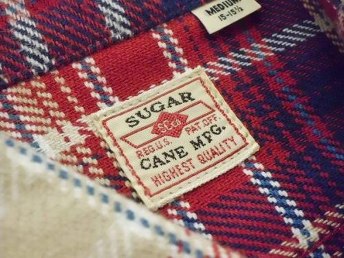 シャツのsugar cane