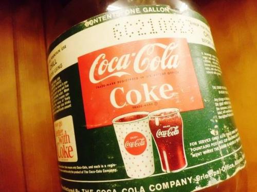 楽器・ホビー雑貨のコカコーラ