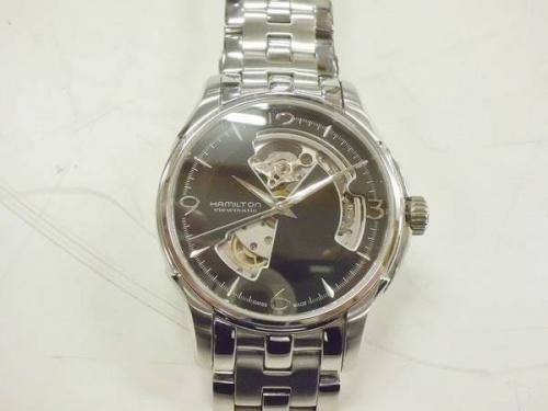 腕時計のHAMILTON