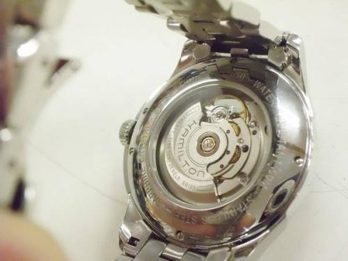 HAMILTONの大船腕時計