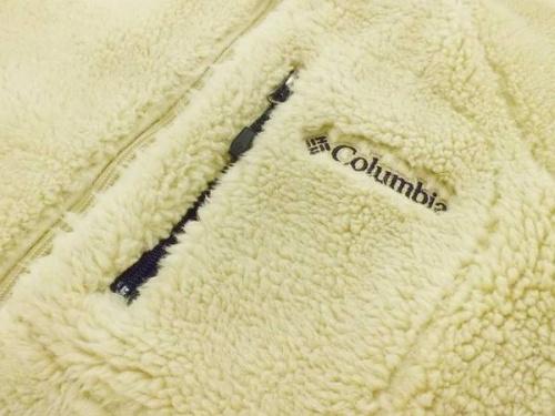 フリースジャケットのColumbia