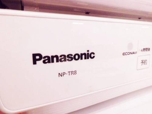 Panasonicの食器洗い機