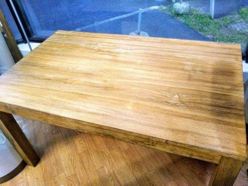 家具・インテリアの天然木