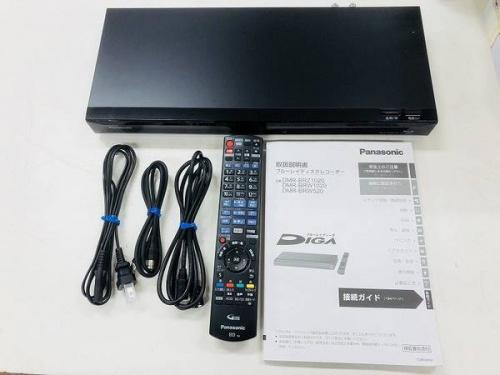 Blu-rayレコーダーのPanasonic