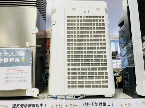 加湿器の空気清浄機
