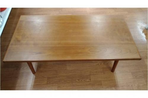 アクタスのリビングテーブル