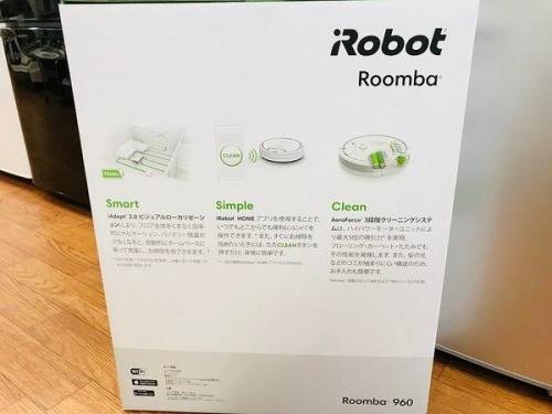 iRodotのお掃除ロボ