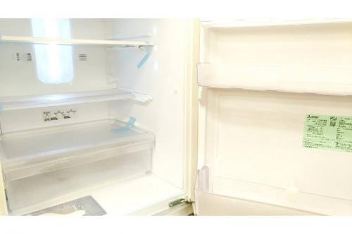 中古冷蔵庫の3ドア