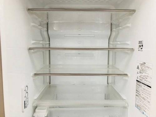 中古冷蔵庫の5ドア